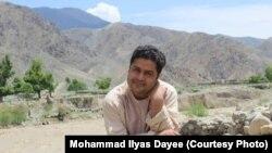 Мохамад Илјас Даје, репортер на Радио Слободна Европа кој беше убиен