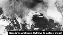 Lupte în timpul operațiunii Barbarossa