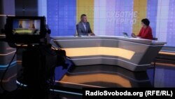 Запис програми «Суботнє інтерв'ю» з Віталієм Кличком