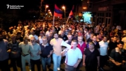 Gun Battle In Yerevan, Armed Standoff Ongoing