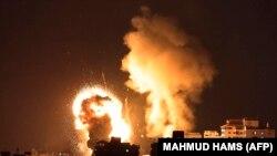 Израел изврши воздушни напади во Газа