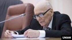 Борис Патон перебуває на посаді президента НАН України 58 років
