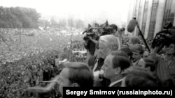 August — The 1991 Soviet coup d'état attempt, also known as the August Coup