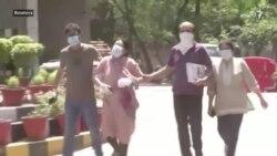 هند کې د کرونا ویروس څونامي