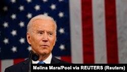 Presidenti amerikan Joe Biden.