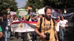 В Чорногорії відбувся парад на підтримку ЛГБТ-спільноти (відео)