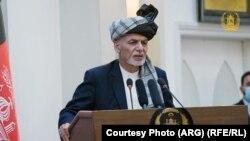 محمداشرف غنی رئیس جمهور افغانستان