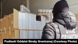 Польскі памежнік і кантрабанда зь Беларусі