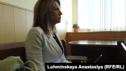 Yekaterina Rogatkina, the former president of the Saratov Regional Organization for Diabetics