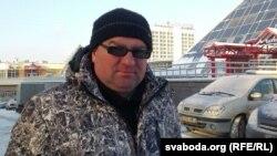 Старшыня рады прадпрымальнікаў «Полацкага» кірмашу Руслан Буракоў