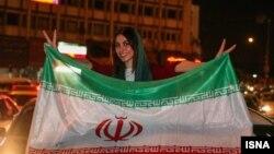 یک هوادار تیم ملی فوتبال ایران