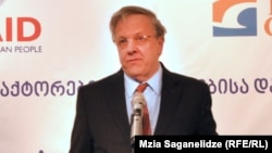 Посол США в Грузии Ян Келли.