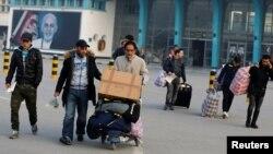 آرشیف٬ پناهجویان رد دیپورت شده افغانستان از جرمنی