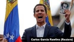 Juan Guaido, Venesuela müxalifətinin lideri