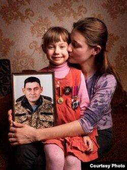 Родина Кондратюків з Вінниці, автор Юрій Білак