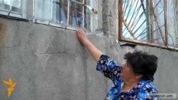 Գյումրիի վթարային շենքերի բնակիչների համբերության բաժակը լցվել է