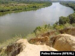Пески наступают на реку Дон