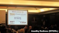 Sentyabrın 15-də Bakıda «Xəzər Qaz İnfrastrukturu -2010» adlı beynəlxalq konfrans başlayıb
