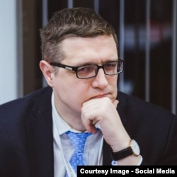 Юрист Алексей Елаев