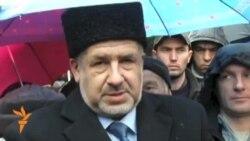 Кырымтатарлар хакимияткә таләпләр куйды