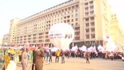 04.11.2014 - Марш во Русија, протест во Србија