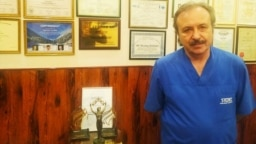Ортопед, пластикан хирург Кудзаев Казбек
