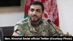 خوشحال سادات معین ارشد امنیتی وزارت داخله افغانستان