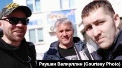 Ильмир Шакиров (справа)