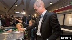 Izbori u Holandiji 2012.