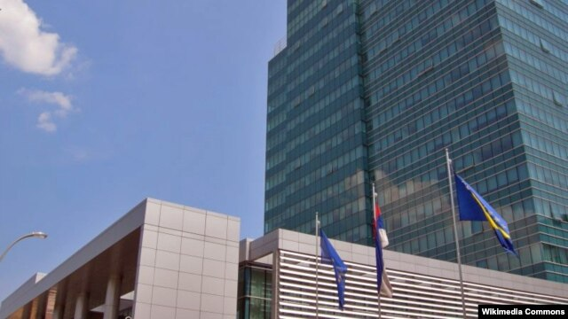 Zgrada Vlade RS u Banjaluci