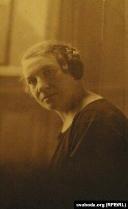 Уладзіслава Францаўна Луцэвіч, 1920-ыя гг.