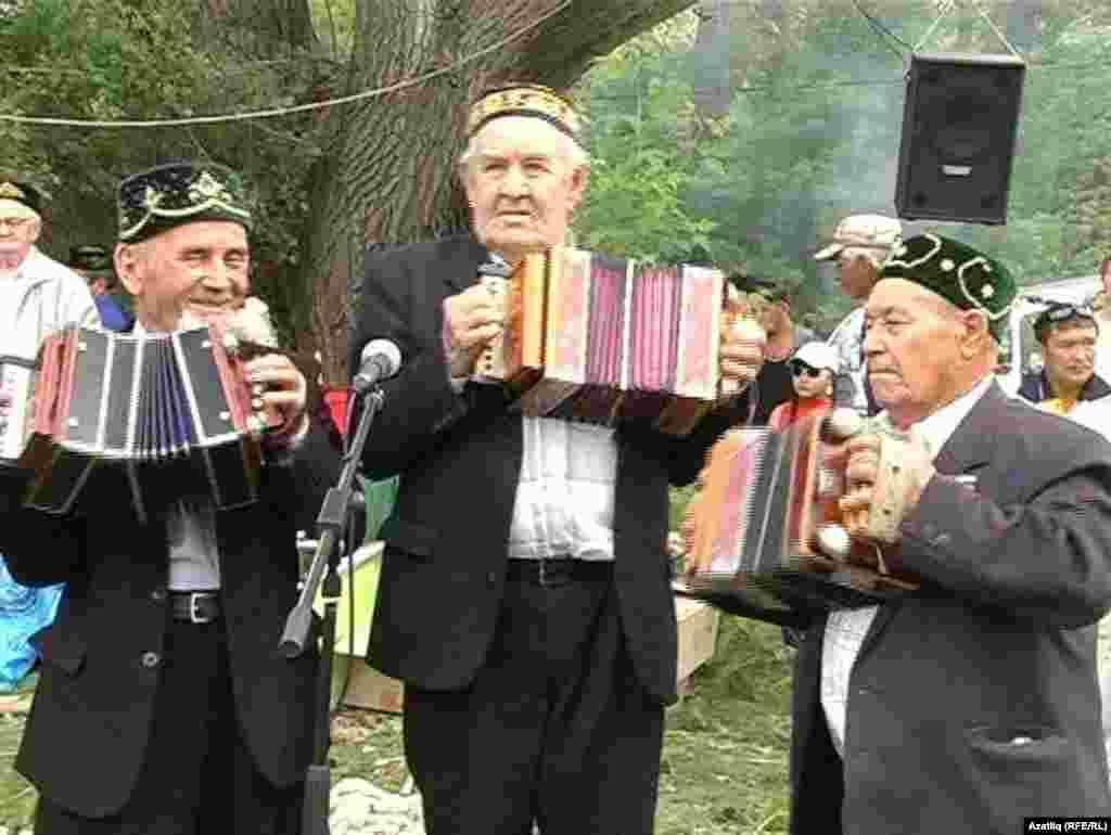 Татар Каргалы авылы Сабан туе