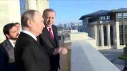 Түрктөр Орусиядан ракета сатып алат