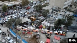 Nesreću je uzrokovalo rušenje betonske konstrukcije koja se obrušila na radnike