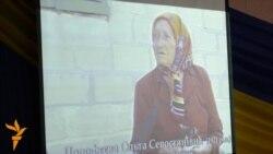 У Луганську демонструють фільм про Голодомор