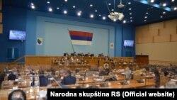 Sa jedne od sednica Skupštine Republike Srpske u Banjaluci