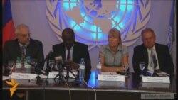 ՄԱԿ-ի ներկայացուցիչը խուսափողական է խոսում