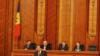 Marian Lupu vorbind la sesiunea de alegeri a Parlamentului