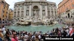 چشمۀ تریوی کشور ایتالیا