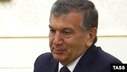 Шавкат Мирзияев, премьер-министр Узбекистана.