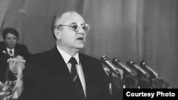 Mihail Gorbačov, 1991.