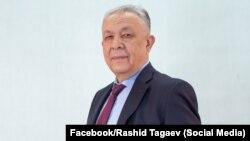 Рашид Тагаев.