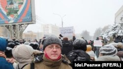 Вадим Ананьин, активист из Кирова. Архивное фото