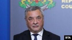 Зам.-председателят на парламента Валери Симеонов