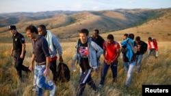 Балкан өлкөлөрүндөгү мигранттар