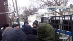 Подробности задержания крымского адвоката Эмиля Курбединова (видео)