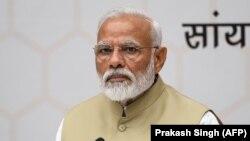 Kryeministri indian, Narendra Modi.