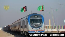 Turkmenistan's Foreign Ministry said that Turkmenistan and Tajikistan were involved in a project to build a Turkmenistan-Afghanistan-Tajikistan railway line, and that Turkmenistan completed the first phase of construction in November.