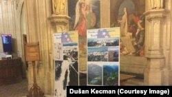 """Izložba fotografa Dušana Kecmana iz Banja Luke, """"B & H, the Beautiful"""" u parlamentu Velike Britanije"""