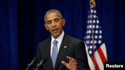 """بارک اوباما: """"اف.بي.ای"""" به دواړه پېښې جدي وڅېړي."""